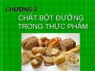 Bài giảng Dinh dưỡng: Chương 3 - GV. Võ Thị Thu Thủy