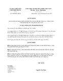Quyết định 1609/QĐ-UBND năm 2013