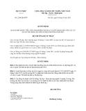 Quyết định 2248/QĐ-BTP năm 2013