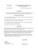 Quyết định 2247/QĐ-BTP năm 2013