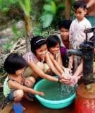 Tiểu luận: Vấn đề cấp nước sạch ở nông thôn Việt Nam hiện nay