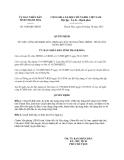 Quyết định 3446/QĐ-UBND năm 2013