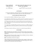 Quyết định 1770/QĐ-UBND năm 2013