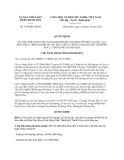 Quyết định 3769/QĐ-UBND năm 2013