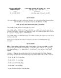 Quyết định 2183/QĐ-UBND năm 2013 tỉnh Lâm Đồng