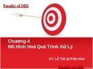 Bài giảng Hệ thống thông tin: Chương 4 - GV. Lê Thị Quỳnh Nga