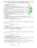 Tài liệu luyện thi đại học - Cơ học vật rắn toàn tập - Trần Thế An