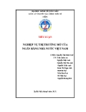 Tiểu luận: Nghiệp vụ thị trường mở của ngân hàng nhà nước Việt Nam