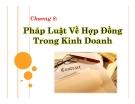 Bài giảng Luật kinh doanh: Chương 8 -  ThS. Nguyễn Huỳnh Anh Như