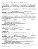 Tài liệu ôn thi Đại học lớp A1: Chuyên đề Polime và vật liệu lí thuyết
