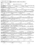 Tài liệu hóa học vô cơ 12 - Lớp A1: Chuyên đề nhôm và hợp chất bài tập (N2)