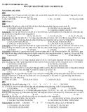 Tài liệu ôn thi Đại học 2012 - 2013: Ôn tập chuyên đề axit cacboxylic