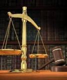 Ôn tập môn Luật hiến pháp Việt Nam 1