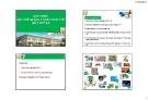 Bài giảng Giới thiệu quy chế quản lý chất thải y tế (quy chế 43)