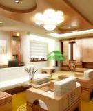 10 mẫu trang trí nội thất nhà ở đẹp