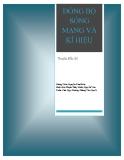 Báo cáo tiểu luận chương 6: Đồng bộ sóng mạng và kí hiệu