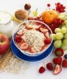 Lý do nên chọn thực phầm giàu chất xơ trong bữa ăn của bạn