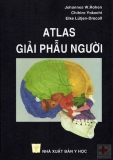 Atlas Giải Phẫu Người  phần 1- NXB Y Học