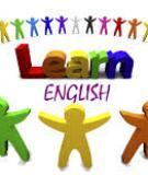 Các dạng bài tập chia động từ Tiếng Anh