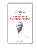 Tiểu luận Tư tưởng Hồ Chí Minh: Cơ sở quá trình hình thành và phát triển tư tưởng Hồ Chí Minh