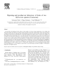 Ripening and post harvest behaviour of fruits of two Hylocereus species (Cactaceae)
