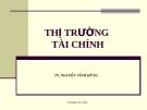 Bài giảng Thị trường tài chính: Chương 10 - TS. Nguyễn Vĩnh Hùng