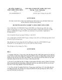 Quyết định 2410/QĐ-BNN-TY năm 2013