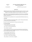 Kế hoạch 801/KH-BYT thực hiện Quyết định 47/2013/QĐ-TTg