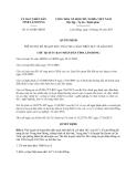 Quyết định 2141/QĐ-UBND năm 2013