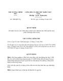 Quyết định 1900/QĐ-TTg năm 2013