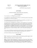 Quyết định 4140/QĐ-BYT năm 2013