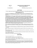 Văn bản hợp nhất 03/QĐHN-BYT năm 2013