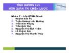 Tiểu luận: Dự án xây dựng Khu du lịch nghỉ dưỡng tại Côn Đảo – Bà Rịa Vũng Tàu