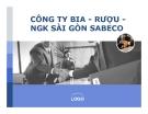 Tiểu luận: Công ty cổ phần bia rượu nước giải khát Sài Gòn (SABECO)