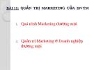 Bài giảng Quản trị doanh nghiệp thương mại - Bài 11