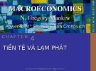 Bài giảng Kinh tế vĩ mô: Chương 4 - N. Gregory Mankiw