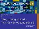 Bài giảng Kinh tế vĩ mô: Chương 7 - N. Gregory Mankiw