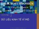 Bài giảng Kinh tế vĩ mô: Chương 2 - N. Gregory Mankiw