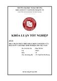 Khóa luận tốt nghiệp: Thực trạng phát triển hoạt động logistics của Nhật Bản và bài học kinh nghiệm cho Việt Nam