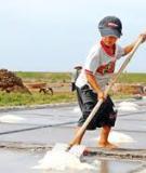 Tiểu luận: Vai trò của an sinh xã hội với trẻ em lao động sớm