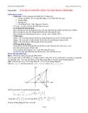 Chuyên đề Hình Giải Tích: Ứng dụng phương pháp tọa độ trong Hình học (bồi dưỡng HSG)
