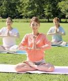 3 Tư thế yoga cho đôi chân khỏe đẹp