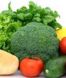 Những cách kết hợp thực phẩm tăng khả năng chống ung thư