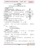 Chuyên đề Vật lý 12: Chuyển động quay của vật rắn quanh một trục cố định