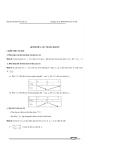 Chuyên đề 2: Cực trị hàm số