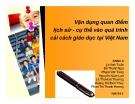 Tiểu luận: Vận dụng quan điểm lịch sử - cụ thể vào quá trình cải cách giáo dục tại Việt Nam