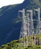 Giáo án số 1 - Bài mở đầu: Công nghiệp điện và điện năng