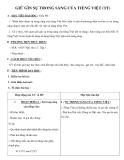 Giáo án Ngữ văn 12 tuần 3: Giữ gìn sự trong sáng của tiếng Việt (TT)
