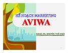 Bài thuyết trình: Kế hoạch marketing AVIWA