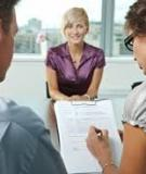 Những sai lầm và lưu ý khi phỏng vấn xin việc
